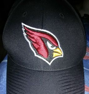 Other - AZ Cardinals Ball Cap With Velcro Closure